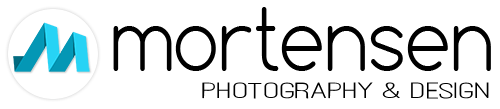 Mortensen Photography Retina Logo