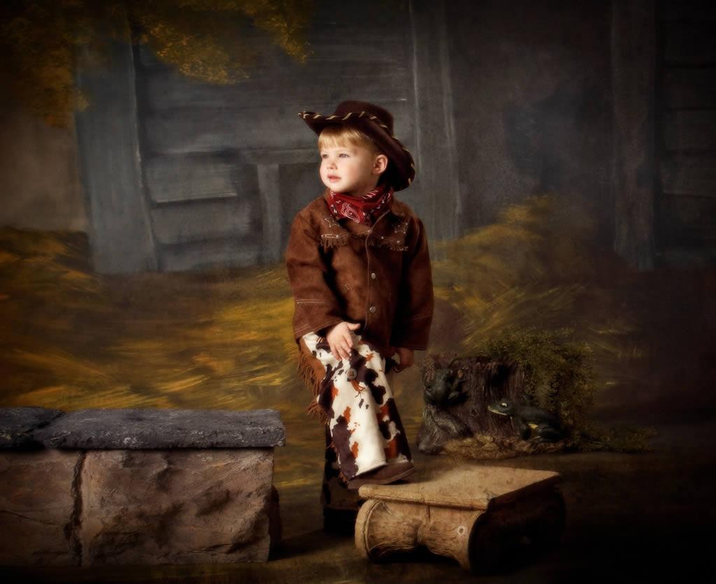 Mortensen Photography Child Portriat