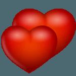 2-hearts